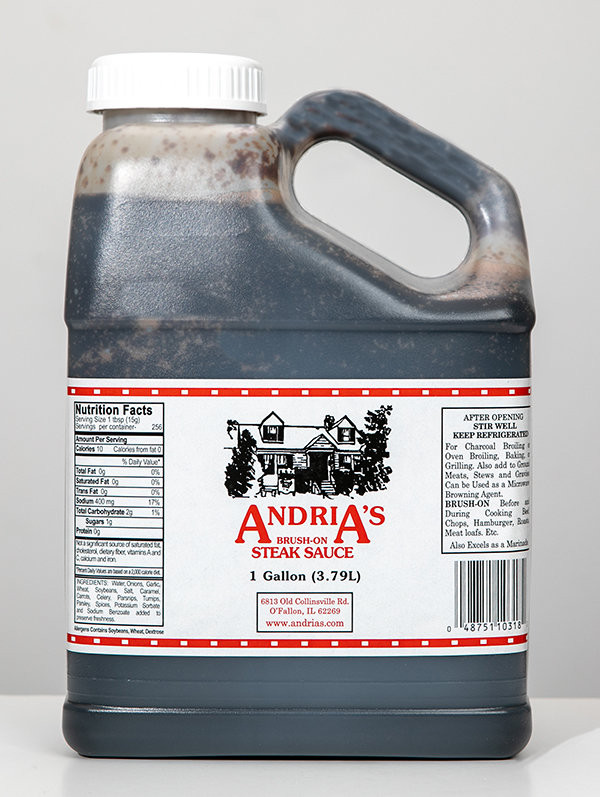 Andria's Steak Sauce