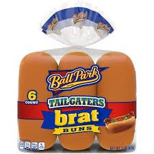 Ball Park Brat Buns