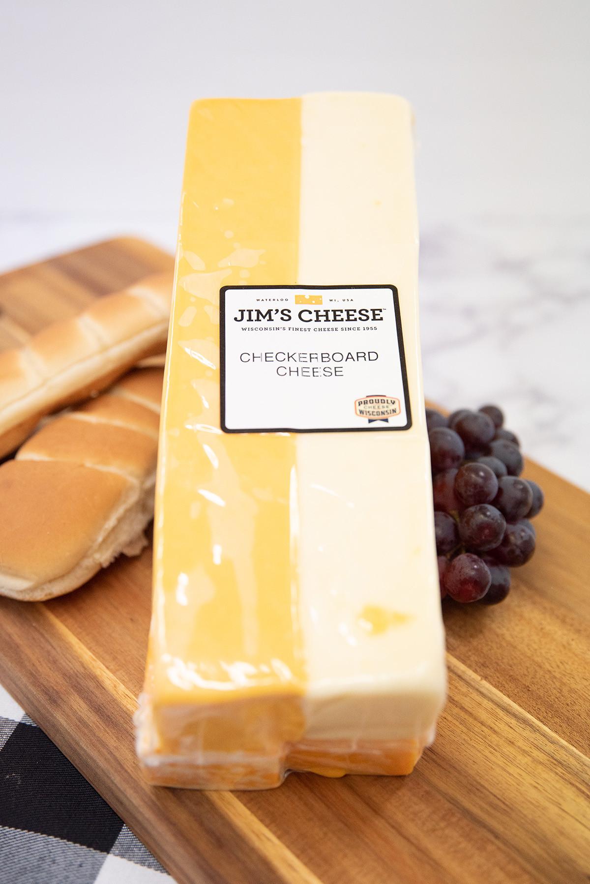 Deli Sliced - Checkerboard Cheese