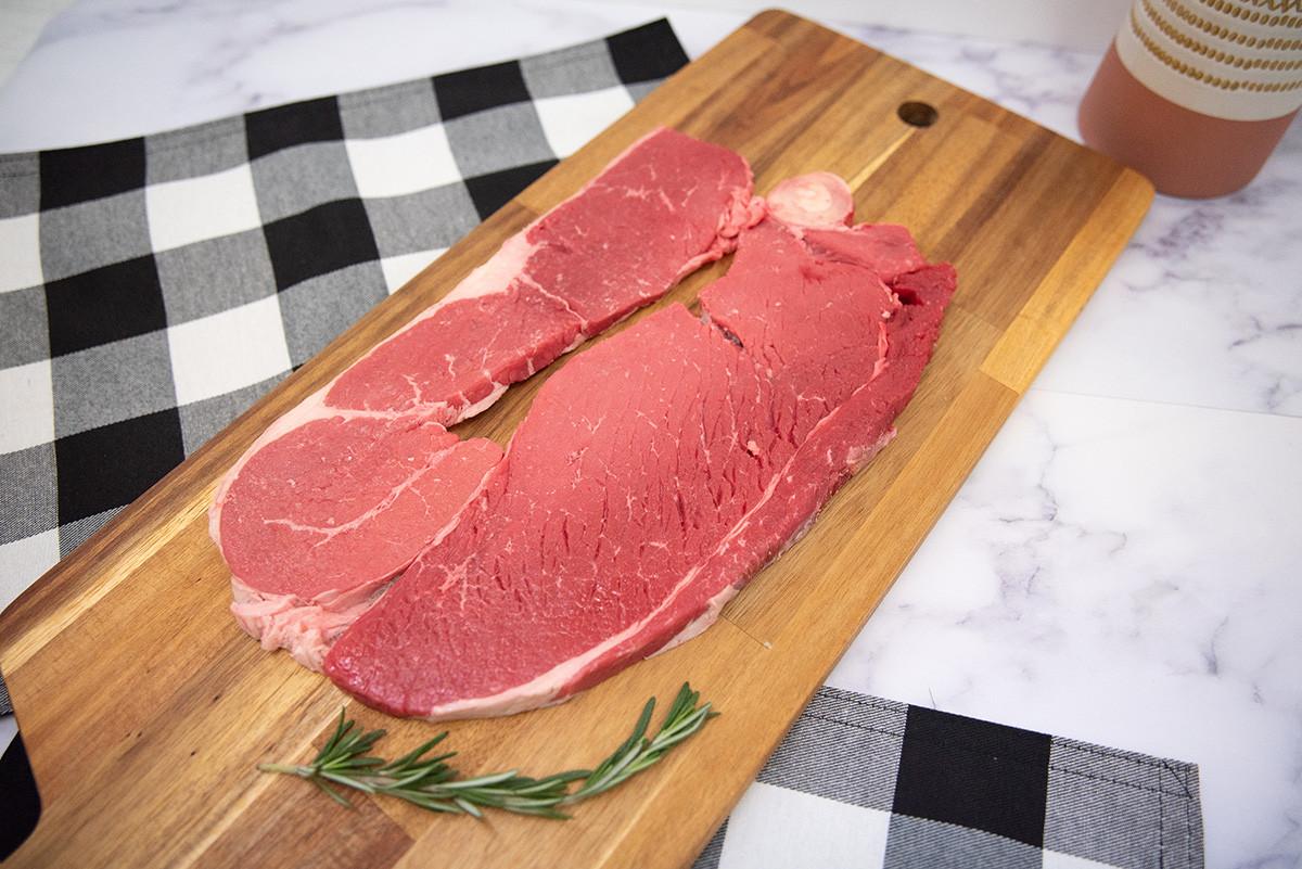 Beef Round Steaks - USDA Choice