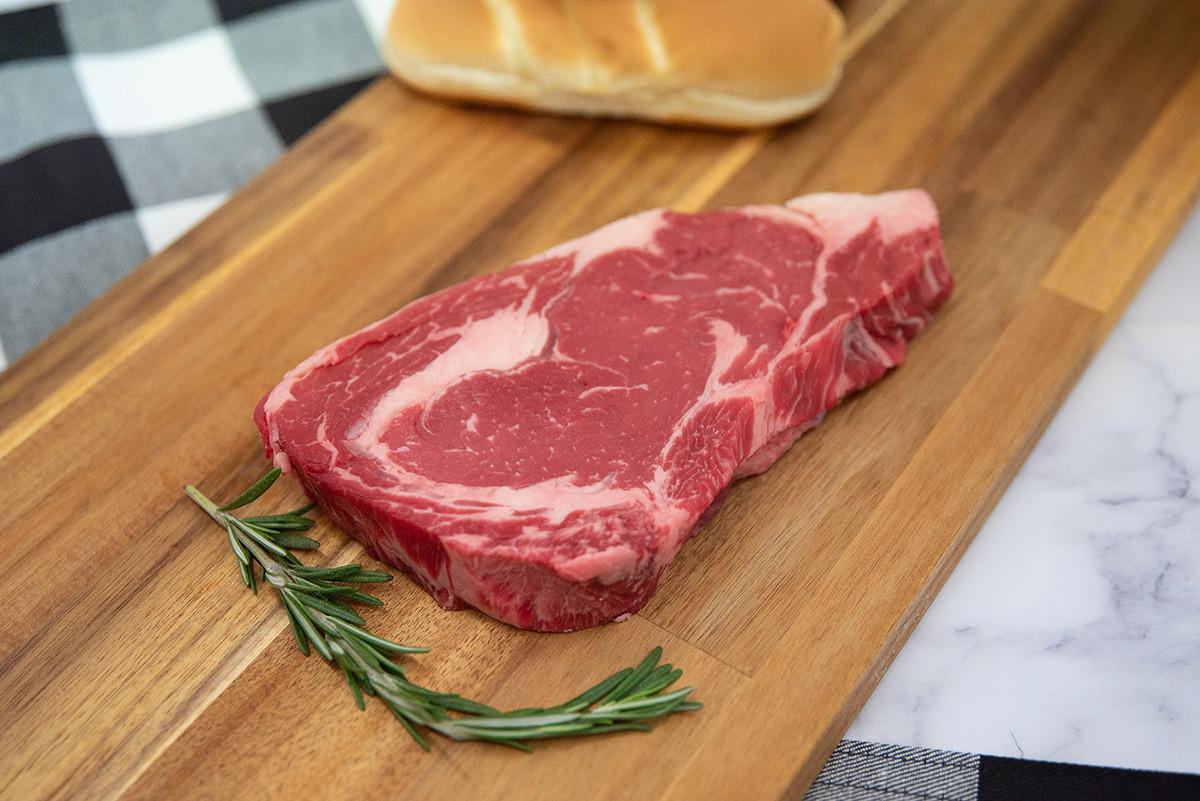 Beef Ribeye Steaks - USDA Prime