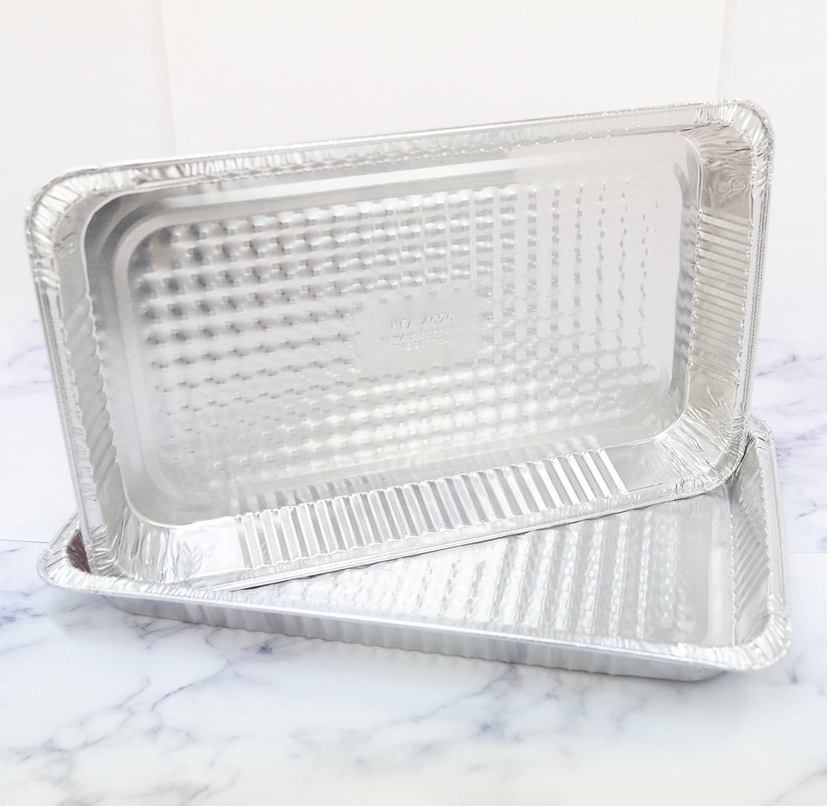 Full Aluminum Pan