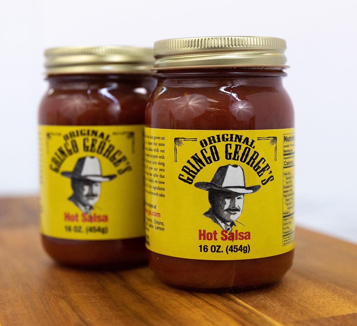 Gringo George's Hot Salsa