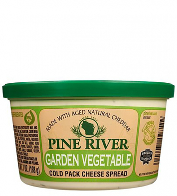 Pine River Garden Vegetable Cheese Spread