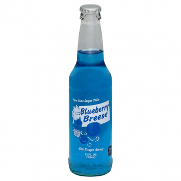 Excel Blueberry Breese Soda