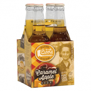 Boot's Caramel Apple Soda