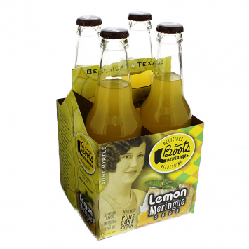 Boot's Lemon Meringue Soda