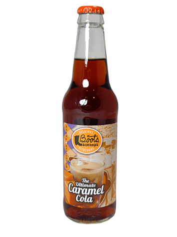 Boot's Caramel Cola Soda