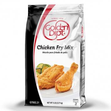 Golden Dipt Chicken Fry