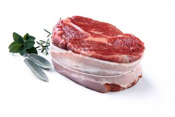 Beef Filet Mignon with Bacon - USDA Choice