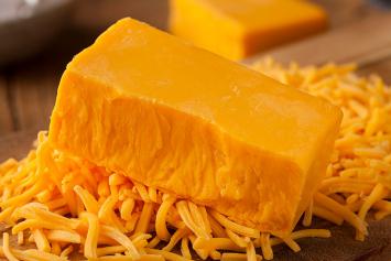 Cheddar Cheese Block - 4 Year Yellow Cheddar