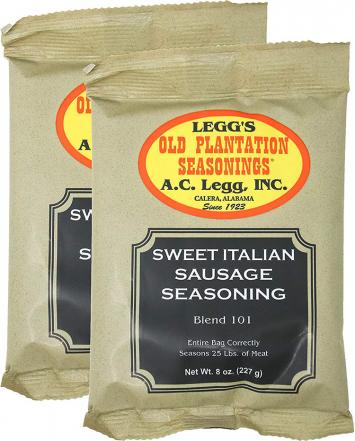 Legg's Sweet Italian Sausage Seasoning