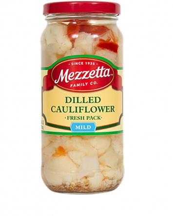 Mezzetta Dilled Cauliflower