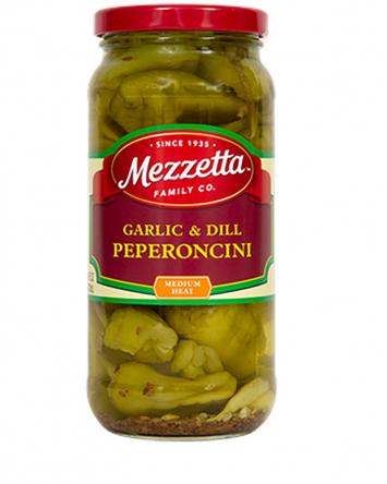 Mezzetta Garlic & Dill Pepperoncini