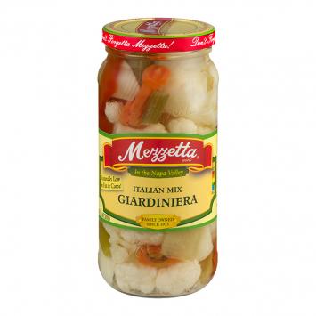 Mezzetta Italian Mix Giardiniera