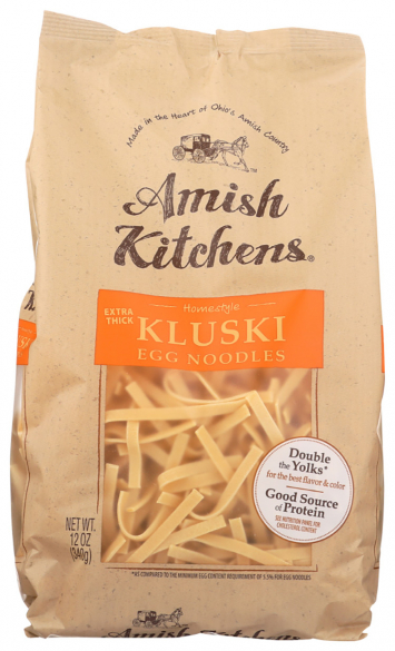 Amish Kitchens Kluski Egg Noodles