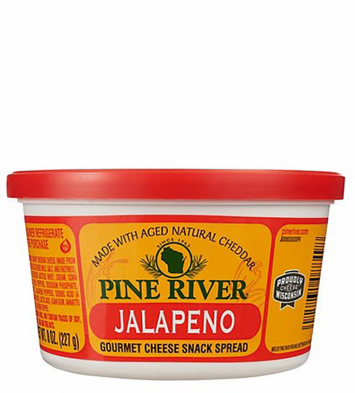 Pine River Jalapeno Cheese Spread