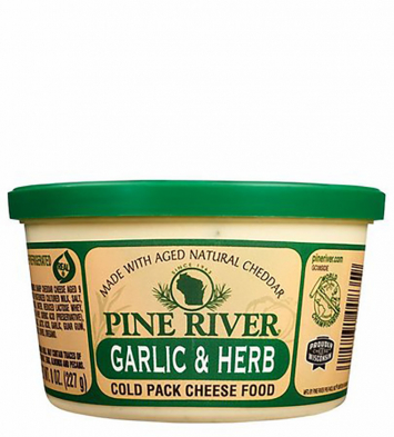 Pine River Garlic & Herb Cheese Spread