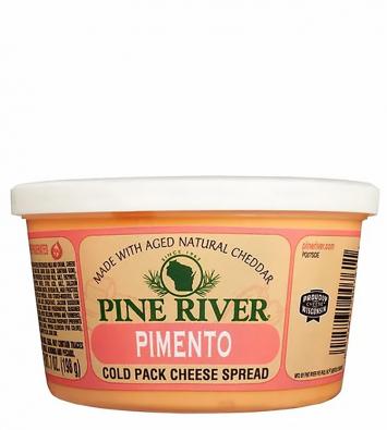 Pine River Pimento Cheese Spread