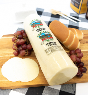 Deli Sliced - Farmers Cheese