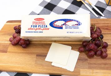 Deli Sliced Provel Cheese