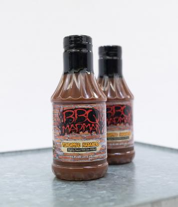 BBQ Madman Pineapple Habanero BBQ Sauce
