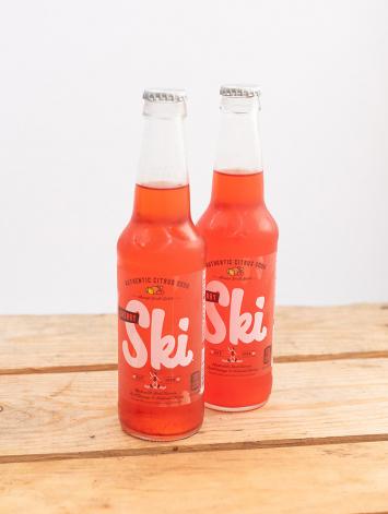 Cherry Ski Soda