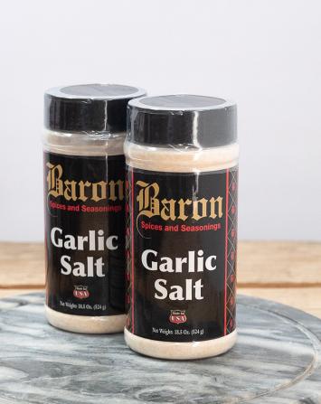 Baron Garlic Salt