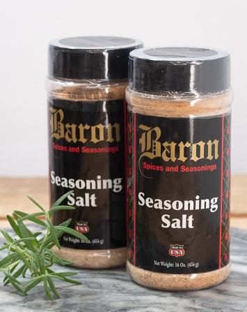 Baron Seasoning Salt