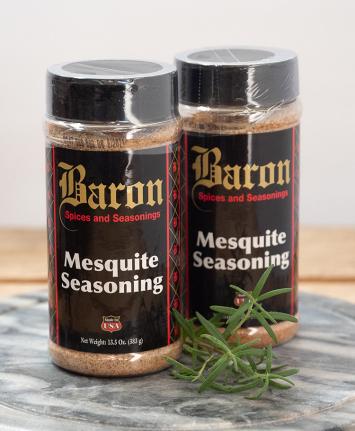Baron Mesquite Seasoning