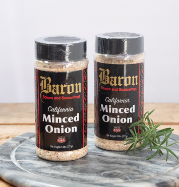 Baron Minced Onion