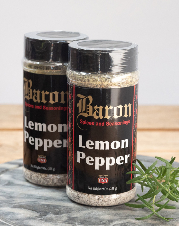 Baron Lemon Pepper
