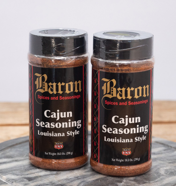 Baron Cajun Seasoning