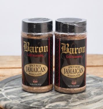 Baron Jamaican Spicy Rub