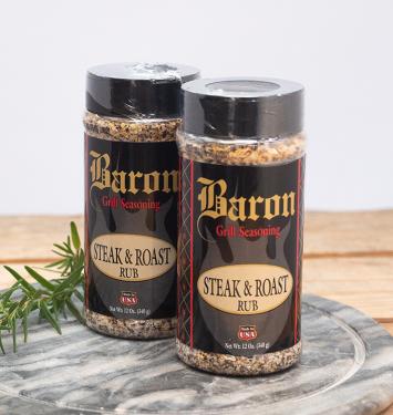 Baron Steak and Roast Rub