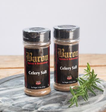 Baron Celery Salt