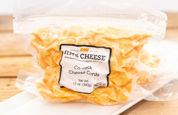 Cheese Curds - Co-Jack