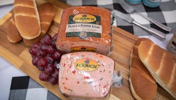 Deli Sliced Pickle & Pimento Loaf