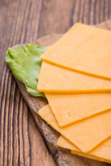 Deli Sliced Super Sharp Cheddar Cheese
