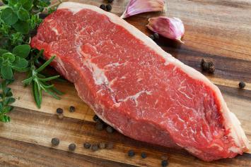 8oz USDA Choice Strip Steak