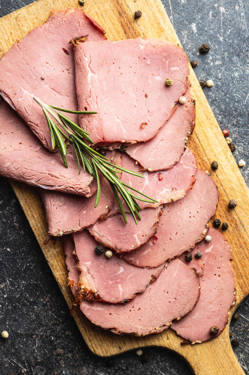 Deli Sliced Store Made Roast Beef
