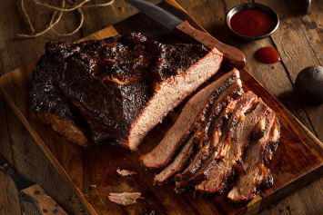 Award Winning Smoked-Cooked Beef Brisket