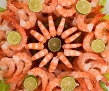 Shrimp Cocktail Tray