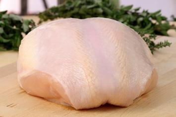 Bone In Turkey Breast - Frozen