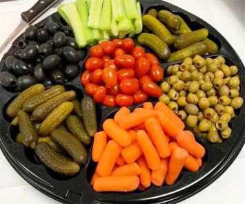 Vegetable & Relish Tray