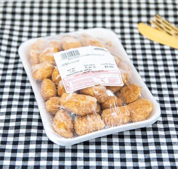Breaded Sweet Corn Nuggets