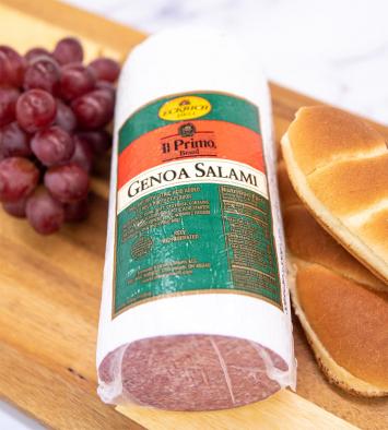 Deli Sliced - Genoa Salami