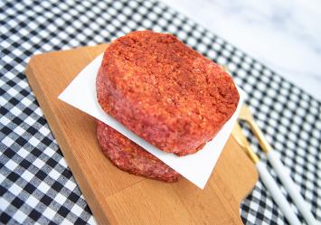 Seasoned Smokehouse Burgers