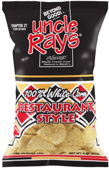 Uncle Ray's Restaurant Style
