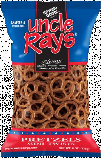 Uncle Ray's Pretzels
